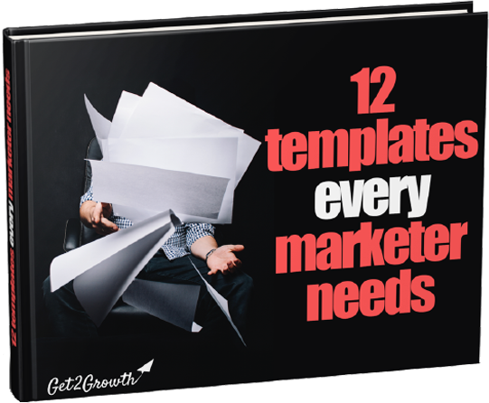 12 Templates Every Marketer Needs