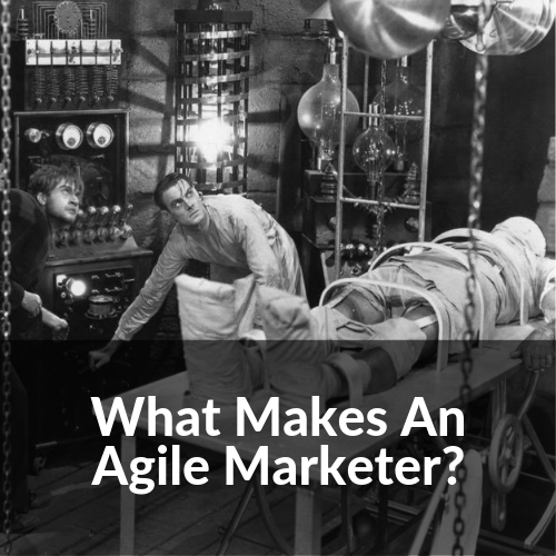 What Makes An Agile Marketer Lozenge