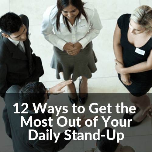 Daily Stand-Ups