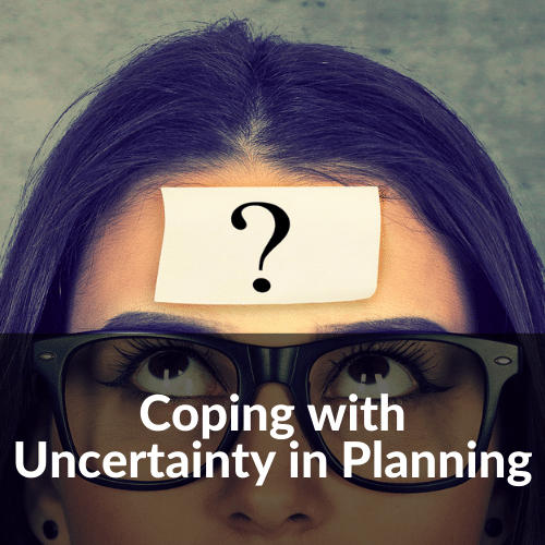 Coping With Uncertainty In Planning